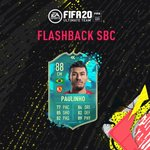 Image for the Tweet beginning: Flashback SBC @paulinhop8 🇧🇷 is