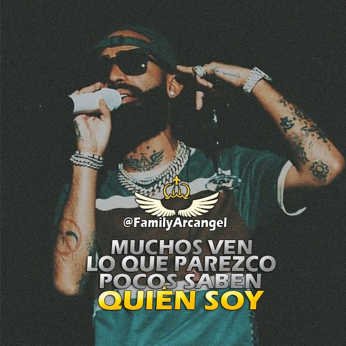 Frases Arcángelλ At Familyarcangel Twitter