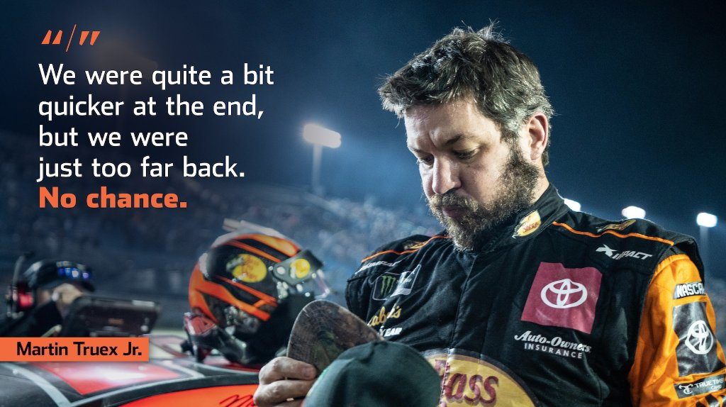 Simple as that for @MartinTruex_Jr. #Championship4 <br>http://pic.twitter.com/iKIW8uLYMx