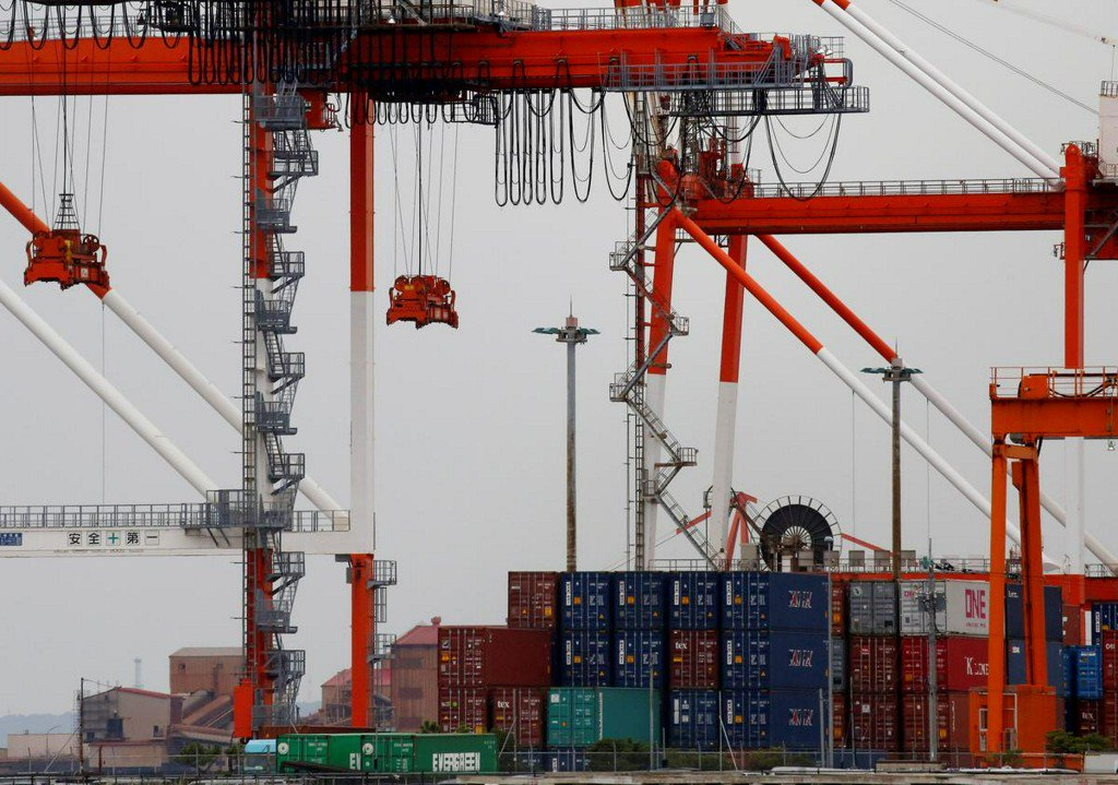 Japan's exports post worst fall in three years as shipments to U.S., China slide  https://reut.rs/2Oqymvi