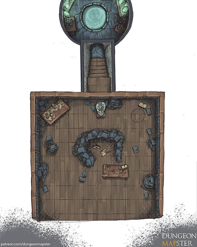 Dungeon Mapster - @Dungeon_Mapster Twitter Profile and