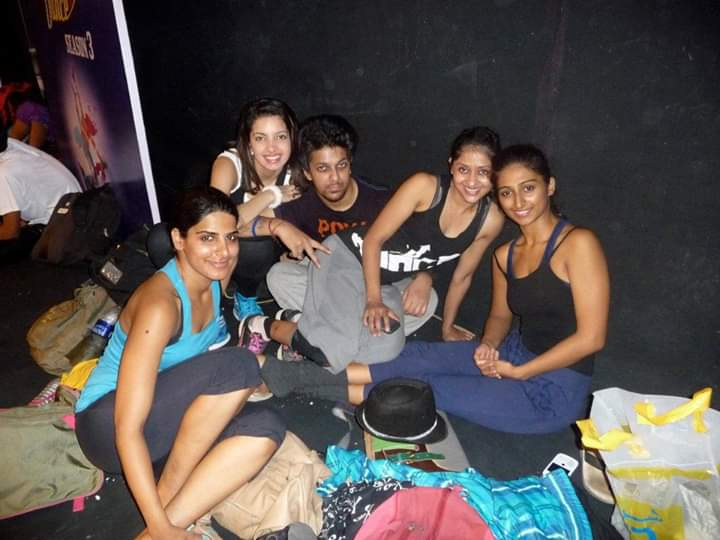 #DownToMemoryLane  To, 2011 and 2012. Dance Ki RajKumari, Mohena Kumari Singh @SinghMohena 📷 with other participants from DID Season 03 Audition and Mega Audition.  #Dance #Dancer #DanceIndiaDance #ZeeTv  #MohenaAddicted #Mohena #MohenaSingh #MohenaKumari #MohenaKumariSingh