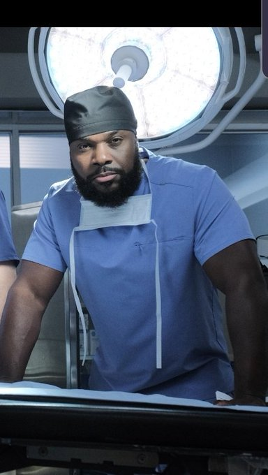 #TheResident Foto