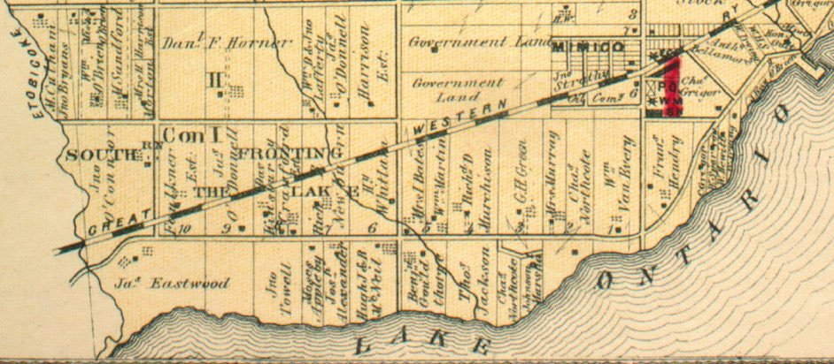 @jeremysale Do you have a favourite old-timey map or survey of #NewToronto ? This one courtesy of newtorontohistorical.com/images/nths101…
