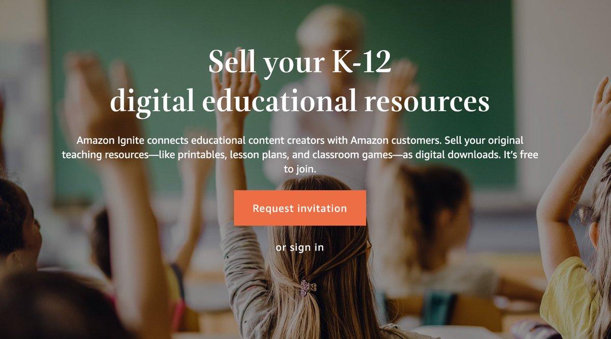 作った教材が売れる「Amazon Ignite」、教育者の新たなサイドビジネスの可能性