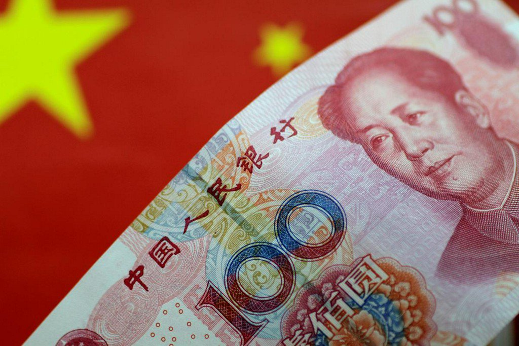 China central bank cuts lending benchmark slightly, as expected  https://reut.rs/2s1gP5p
