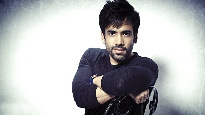 Because nobody else will wish him. Happy birthday tusshar Kapoor.
