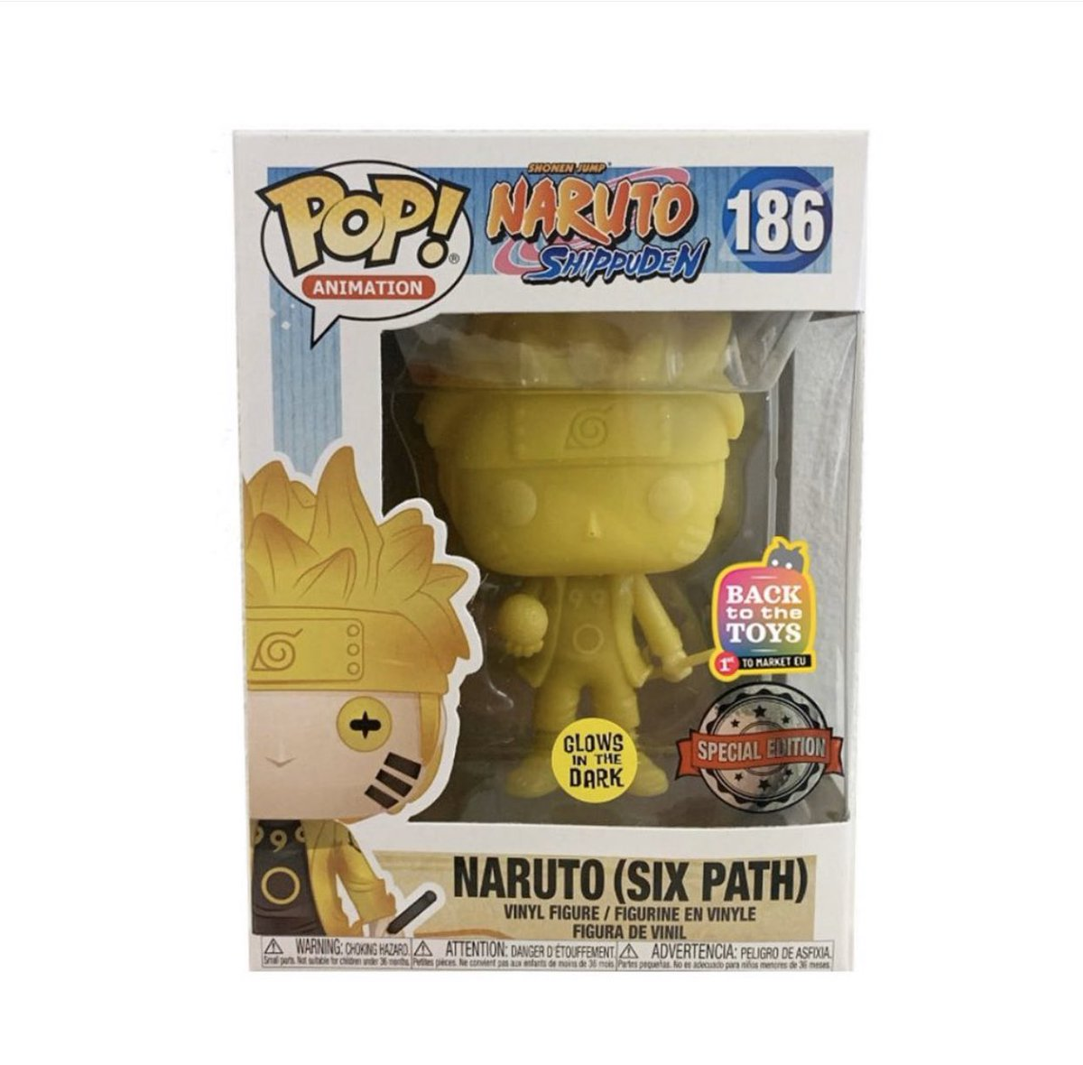 Pop Funko Naruto Six Path