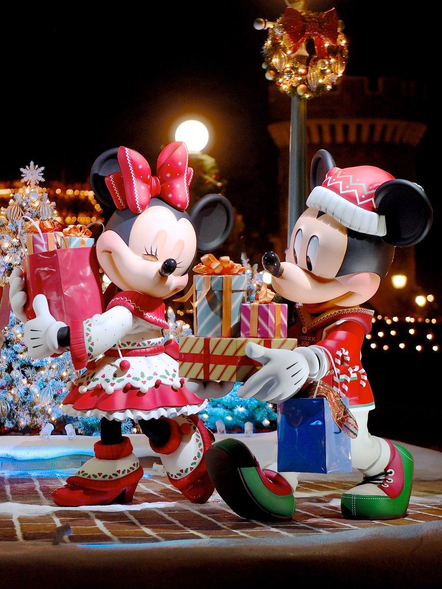 TDLディズニー・クリスマス2019☆