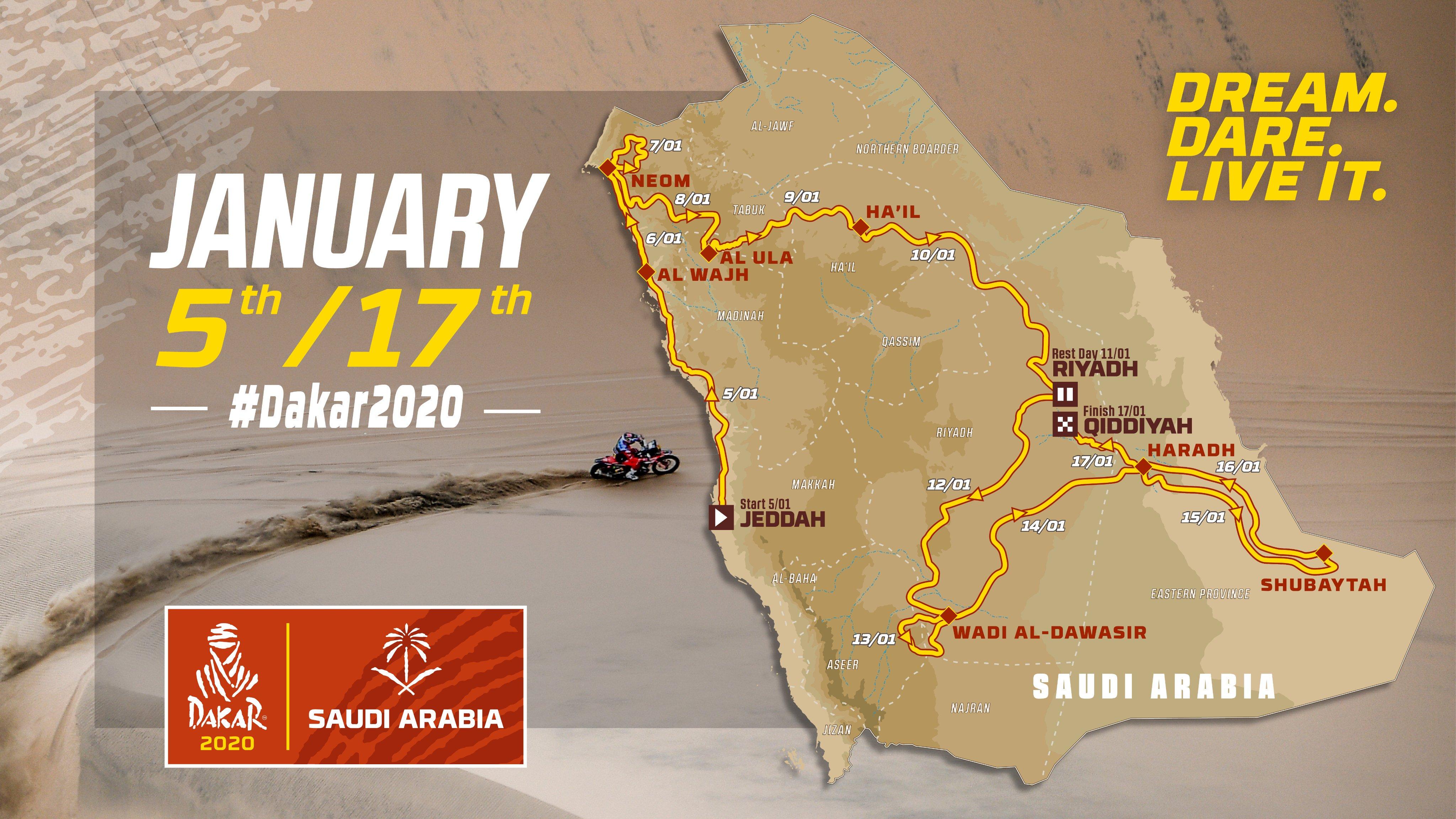 2020 42º Rallye Raid Dakar - Arabia Saudí [5-17 Enero] EJz03qjW4AEpjsx?format=jpg&name=4096x4096