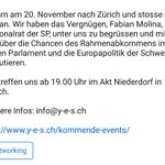Image for the Tweet beginning: Wie weiter mit dem #Rahmenabkommen
