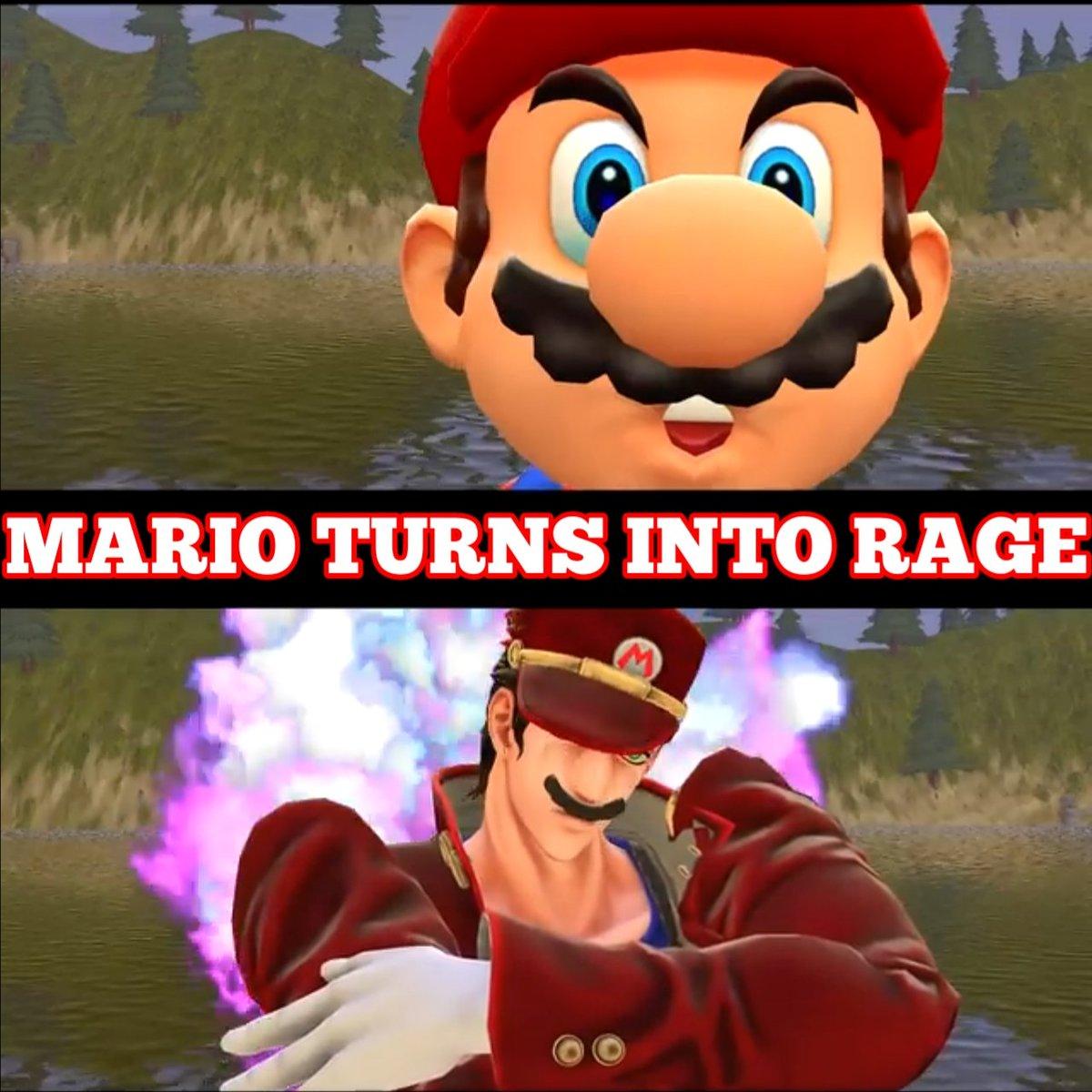 Jam Kalim On Twitter Mario Turns Smg4official Kevdevz
