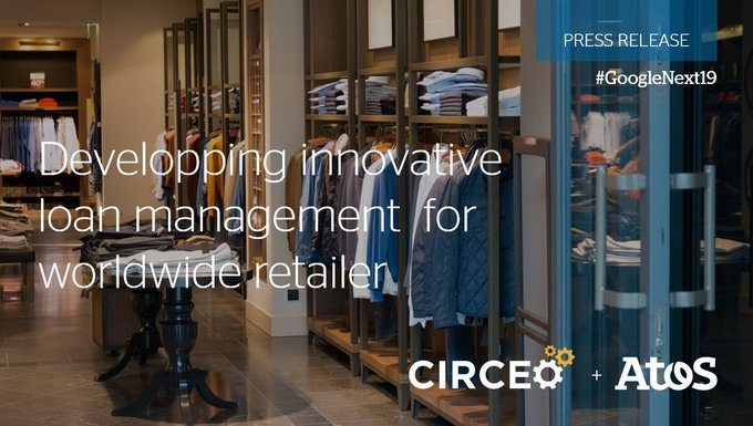 Together with Circeo, a leading #Fintech in developing next-generation #retail loans software,...