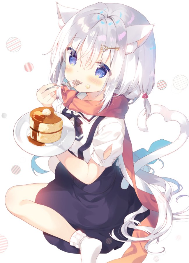 一緒に食べる?