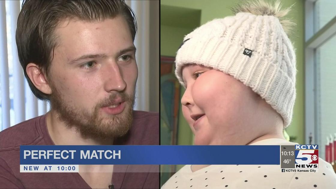 Kansas University student helps save life of St. Louis Blues super fan Laila dlvr.it/RJgpHh #KMOV