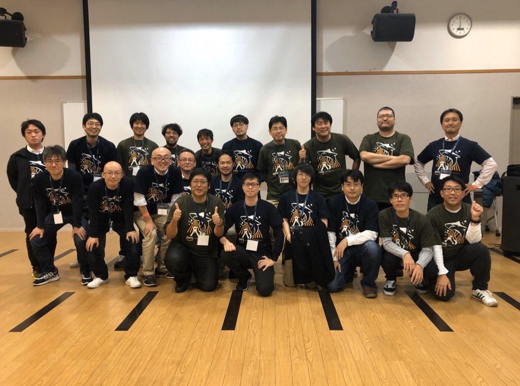 AWS Community Day Kanazawaの運営メンバーです。金沢で日本初の #awscommunityday の開催は、北陸の企業や自治体、大学などのセッションを実現。約120名の参加となり、#jawsug のパワーを改めて感じる一日でした!✨☺️🦈JAWS-UG金沢