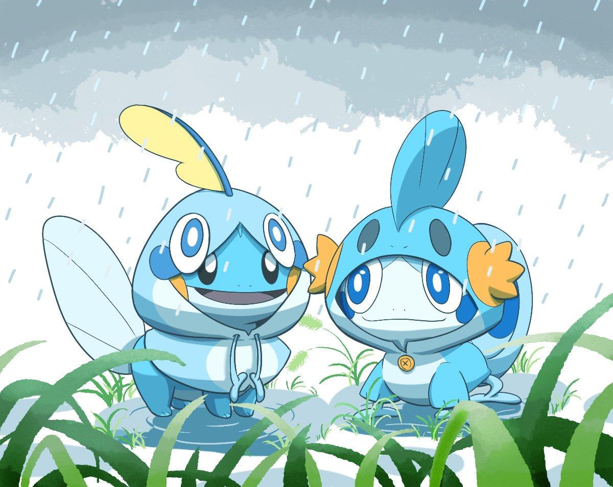 雨がっぱ☔️
