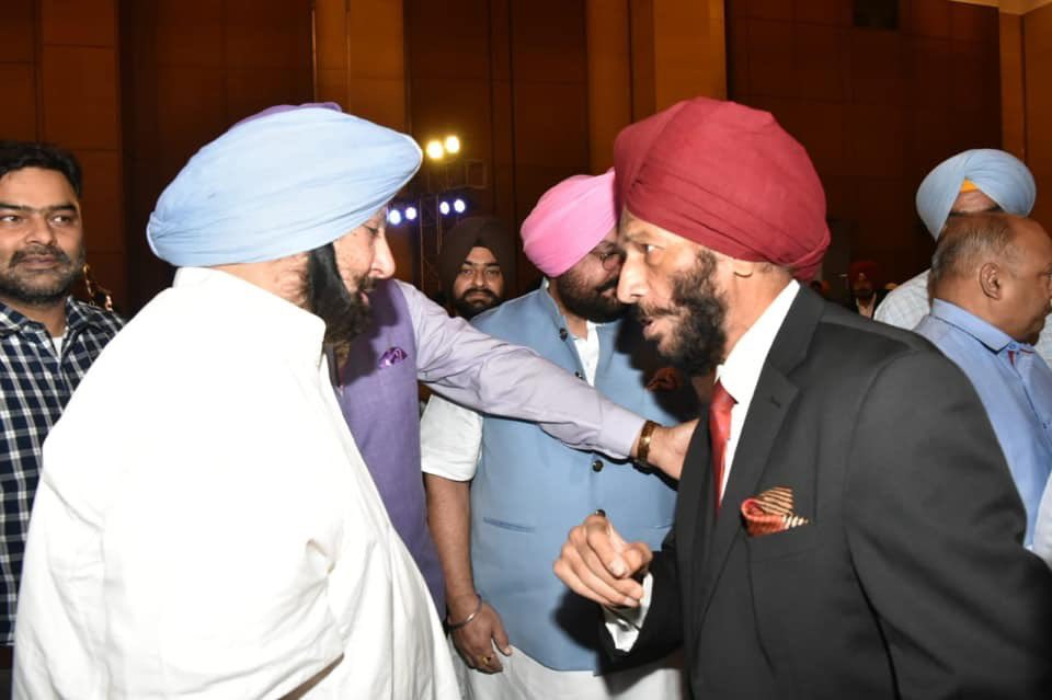 Happy Birthday to the pride of Punjab & India, #MilkhaSingh Ji, who turns 90 today. Wish you the best of happiness & health, sir. Urge my young friends to take inspiration from the #FlyingSikh and indulge in sports & fitness activities for a healthier life.