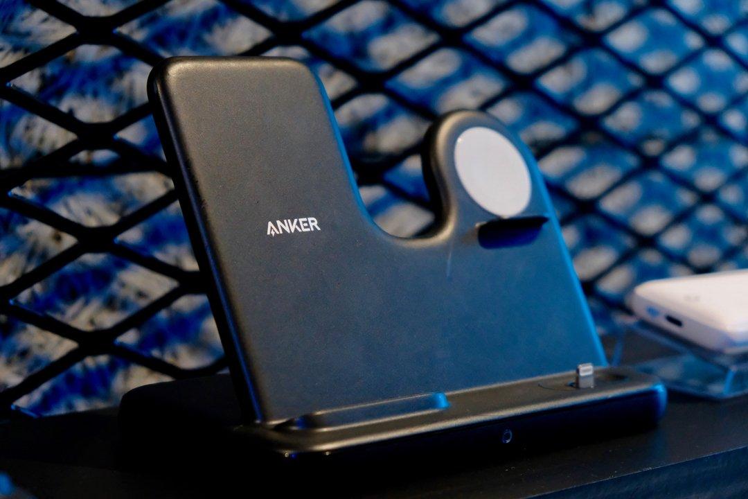 Ankerの3in1充電器は「Apple三種の神器」を同時充電!しかも…安い!