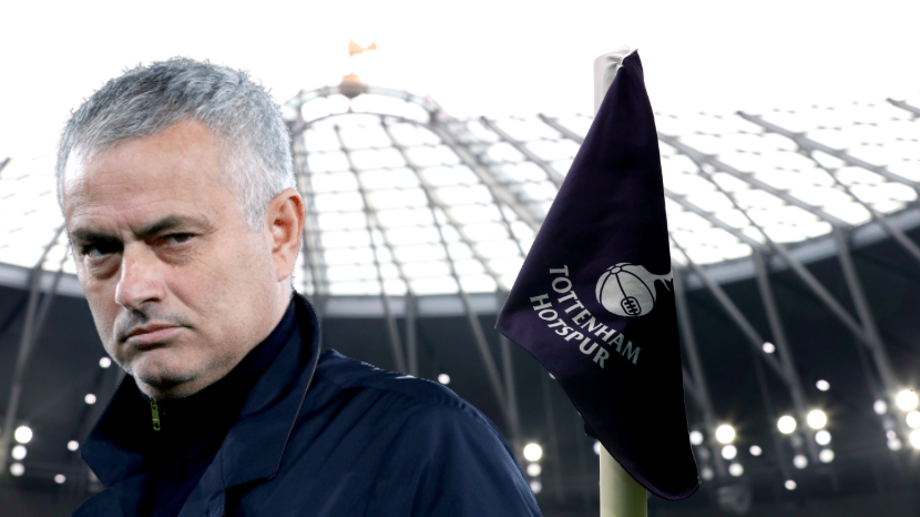 Its official. Jose Mourinho has been appointed as the new Tottenham head coach until the end of the 2023 season. ✍️ sportbible.com/football/news-…