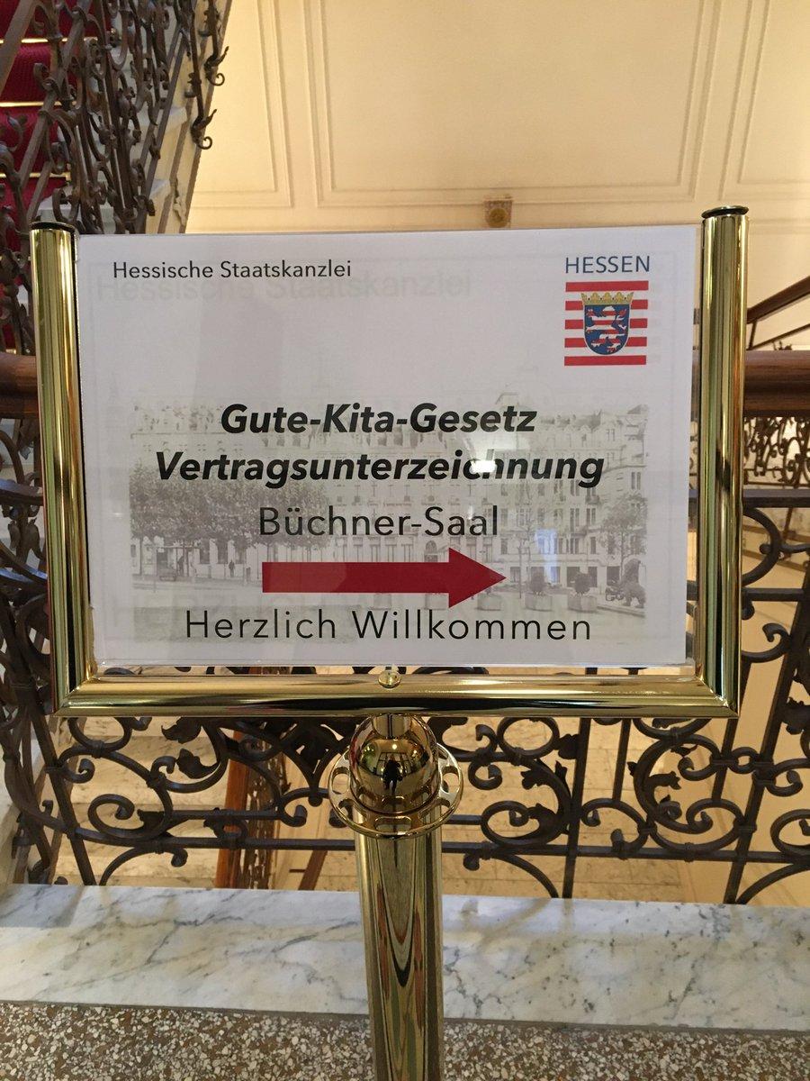 Bmfsfjs Tweet Guten Morgen Aus Wiesbaden Heute Findet