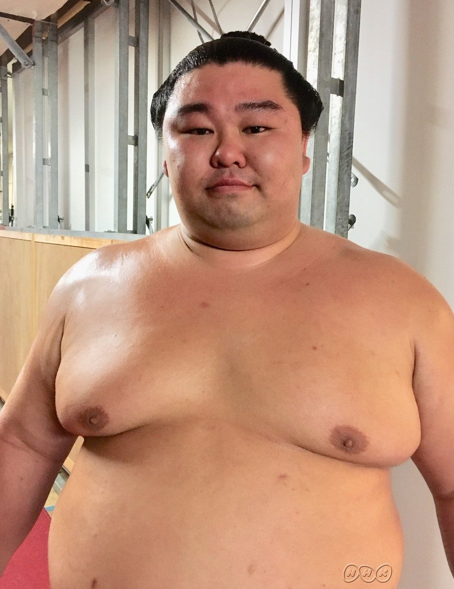 【勝ち越しの声】土俵際のうっちゃりで勝ち越しを決めた #正代 です「できれば攻めて勝ちたかったけど 固くなってたかな 最近勝ち越せてなかったので 緊張しました いける所まで ケガしないように」おめでとうございます(*´ェ`*)#sumo #nhksumo取組は
