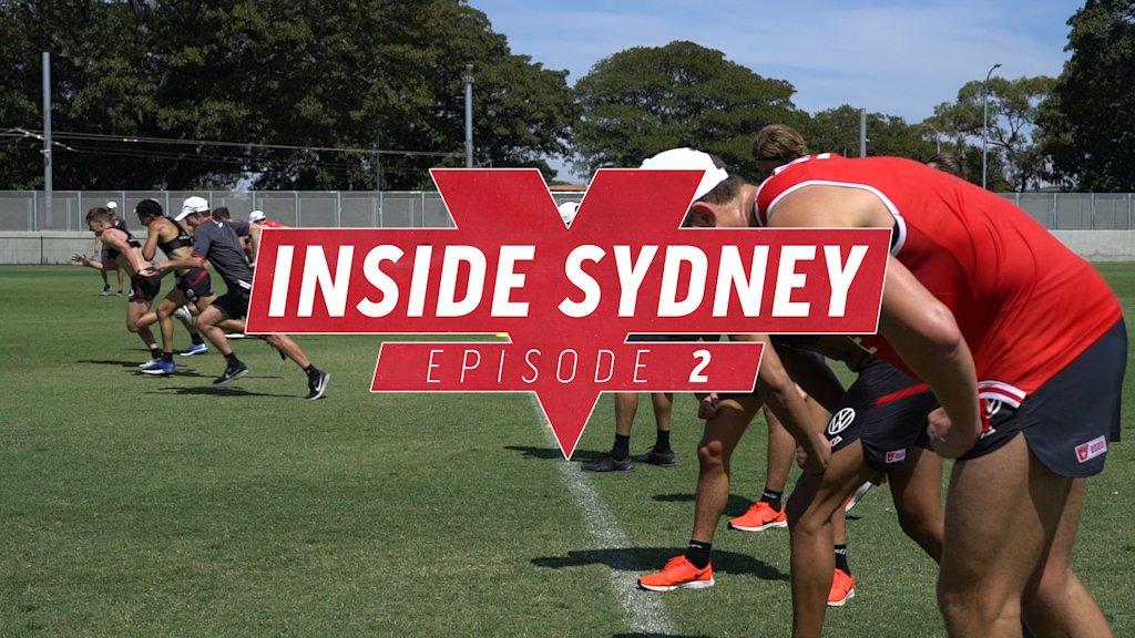 Image for the Tweet beginning: Inside Sydney: Episode 2  Our 2-5