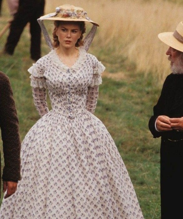 """Timeless Outfits on Twitter: """"Nicole Kidman, Cold Mountain (2003)… """""""