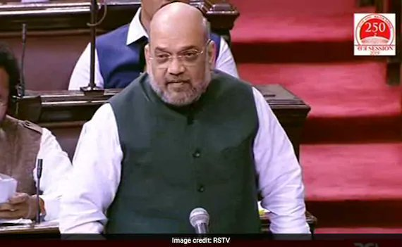 #NRC will be carried out nationwide, no one should be worried: Amit Shah https://www.ndtv.com/india-news/home-minister-amit-shah-in-parliament-nrc-will-be-carried-out-across-the-country-no-one-from-any-rel-2135590 …  #AmitShah #RajyaSabha #WinterSession