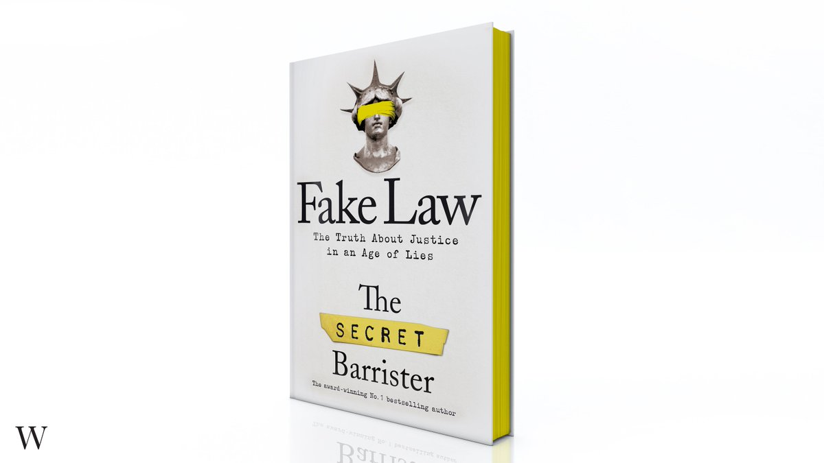 Debunking lies and rumours with entertaining flair, @BarristerSecret's new book builds a hilarious, alarming and eye-opening defence against the abuse of our law, our rights and our democracy. Find our exclusive edition here: