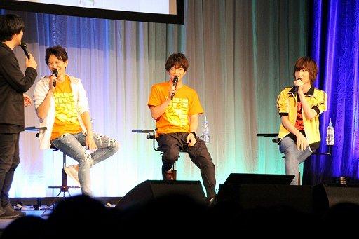 KENNさん,前野智昭さん,石川界人さんが出演。笑いが絶えなかった「喧嘩番長 乙女 2nd Rumble!!」ファンミーティングをレポート #番乙