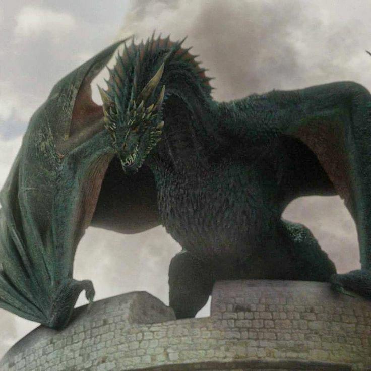 хайс гифки с драконами и замками губернаторской