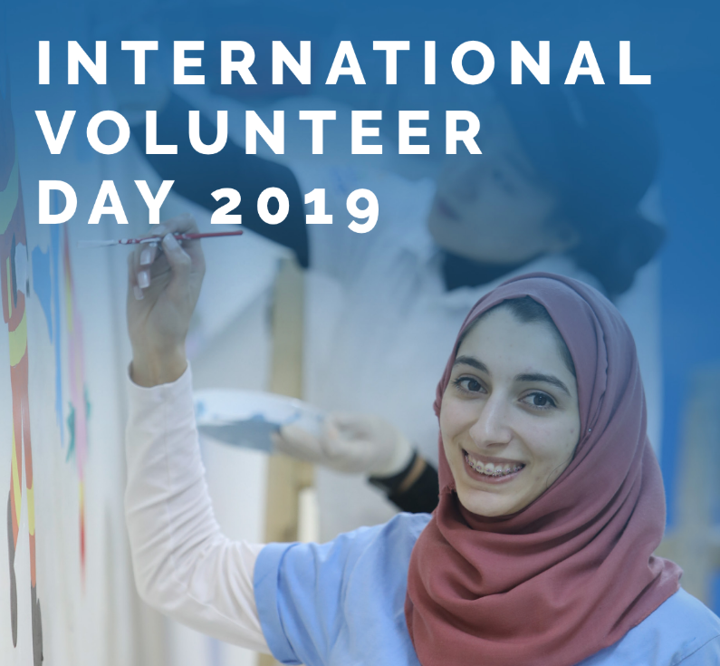 When we volunteer we create connections with others and foster a sense of purpose.On this year's International Volunteers Day, I thank all volunteers who make the world a more inclusive and tolerant place.