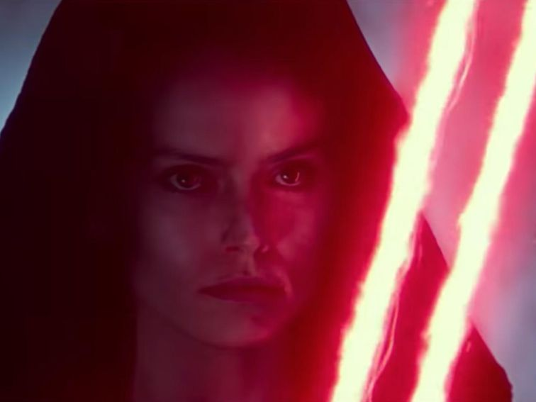 See all Star Wars: The Rise of Skywalker footage so far - Top Tweets Photo