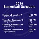 Image for the Tweet beginning: It's basketball season! 🏀 Our