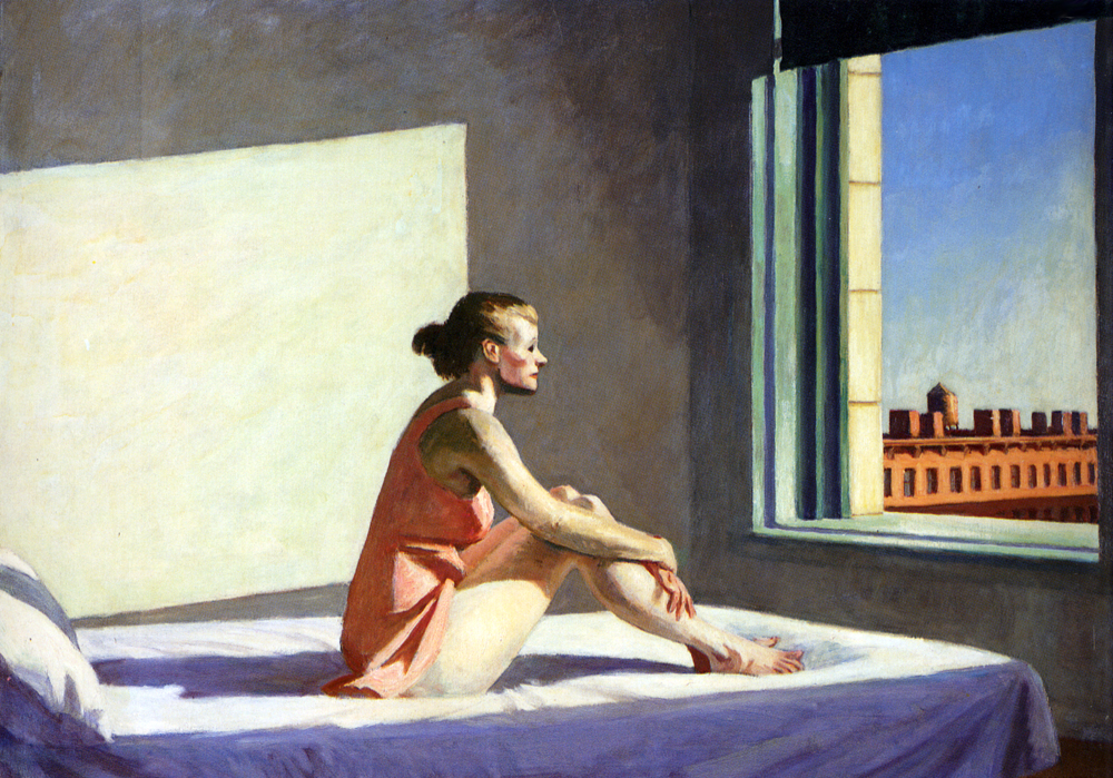 Morning Sun, 1952 #newrealism #americanart<br>http://pic.twitter.com/jwAnoxcVRJ