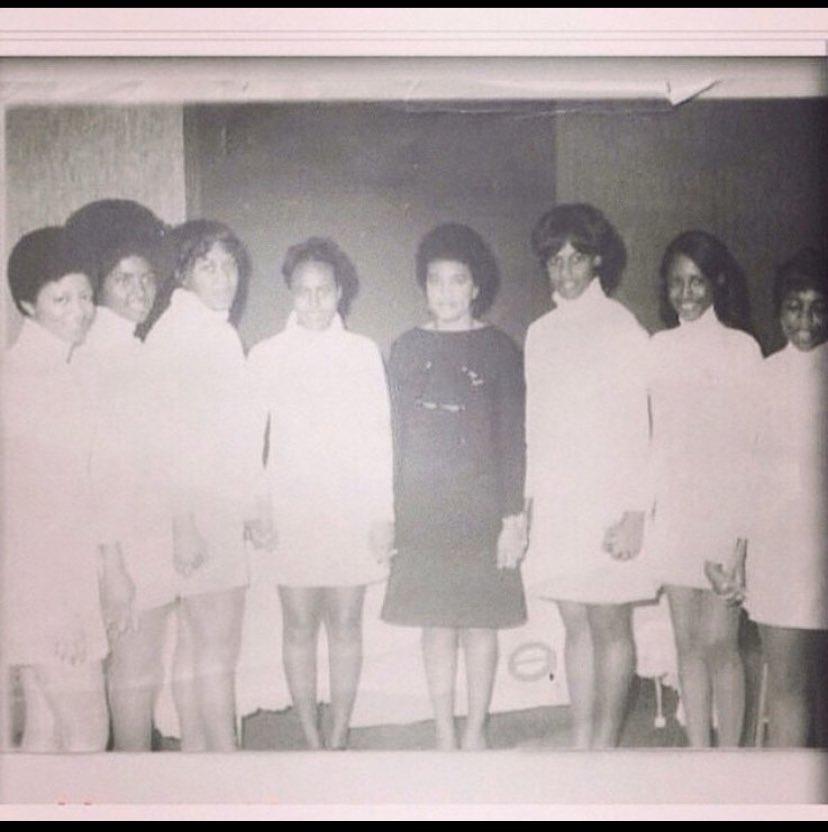 49 years ago, the Eta Psi Chapter of Delta Sigma Theta Sorority, Inc was chartered on the campus of Lamar University. Happy Charter day Eta Psi ❤️