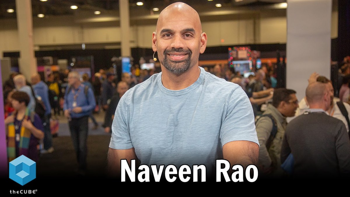 Naveen Rao, Intel   AWS re:Invent 2019 - YouTube