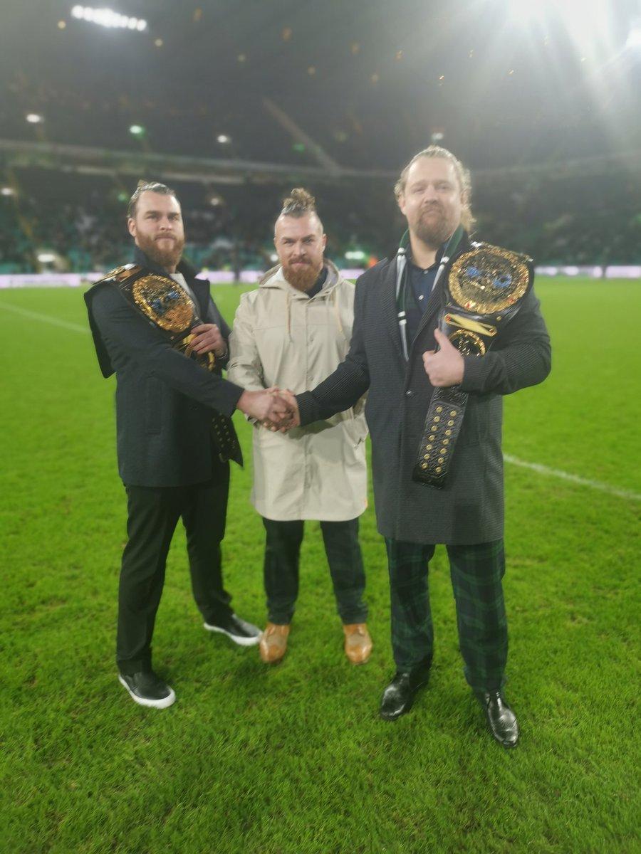 Gallus Boys On Top @CelticFC x @NXTUK#Gallus #GBOT #NXTUK