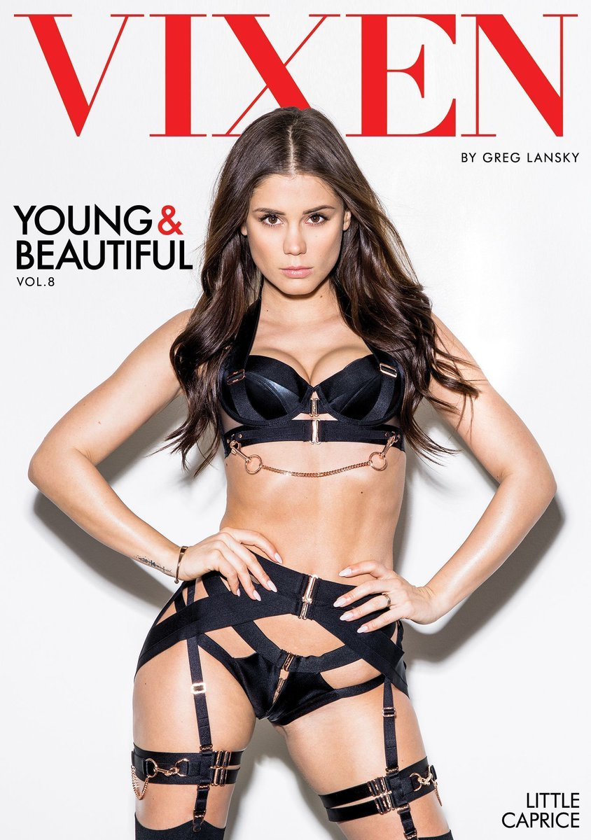STREAM / BUY your copy of YOUNG & BEAUTIFUL 8 starring @LittleCapriceTM @realmiamelano @KSLibraryGirl & @juliexkay ♥️ bit.ly/youngbeautiful8