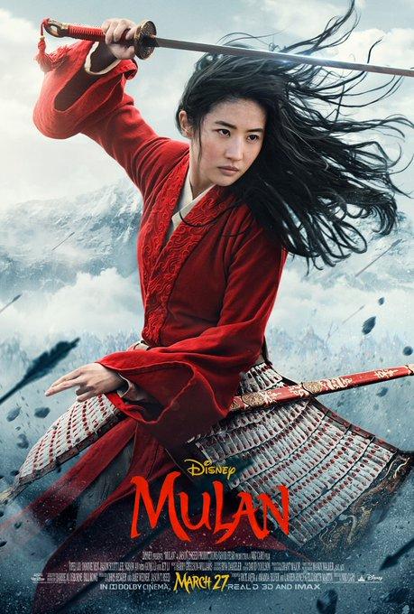 #Mulan Foto