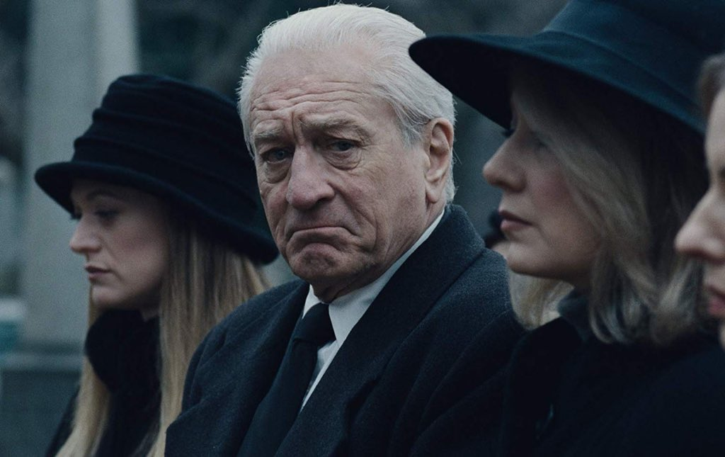 American Film Institute's 10 Best Films of 2019:• 1917• The Farewell• The Irishman• Jojo Rabbit• Joker• Knives Out• Little Women• Marriage Story• Once Upon A Time In Hollywood• Richard Jewell
