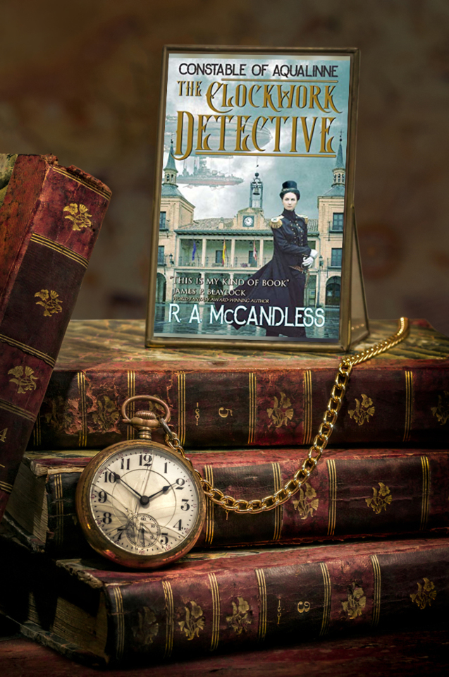 "Great start to a #steampunk series. Order ""The Clockwork Detective"" now. #mystery #action #fiction #adventure #fantasy    available at Amazon --> https://t.co/FBH89r9xkU"