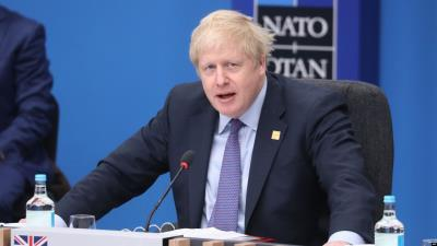 .@BorisJohnson at #NATOSummit: ➡️Latest #IranProtests are sign of popular dissatisfaction with ruling regime ➡️Not surprised by those protests seeking removal of the regime ➡️Regimes disruption in the region is a distraction from failings of the regime ncr-iran.org/en/news/iran-p…