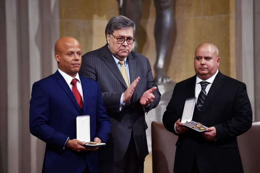 Attorney General William Barr's complaints about policing in America ignore his power to fix it - Top Tweets Photo
