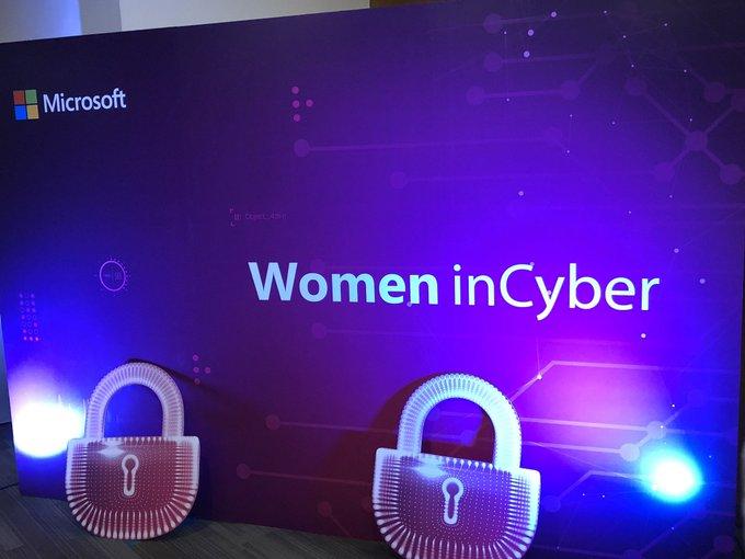 #WomenInCyberMx Foto