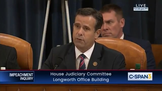 Professor Turley, who voted against Trump in 2016, confirmed under oath today from a legal perspective that there was no bribery, no extortion, no obstruction of justice and no abuse of power. What false charge can Democrats possibly pursue next?
