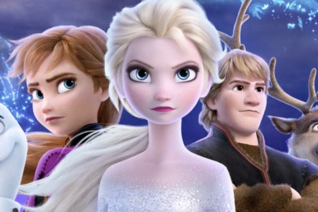 Frozen 2's biggest song, Into the Unknown, is now available on YouTube - Top Tweets Photo