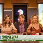 Image for the Tweet beginning: #Melbourne, #TGIF! Joining Mitch at