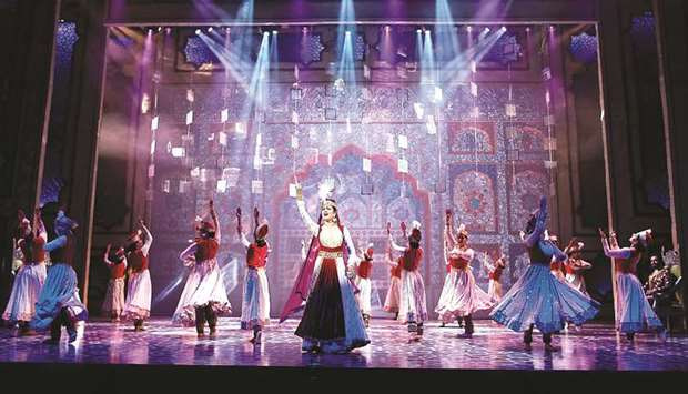 Mughal-E-Azam a 'fitting finale to Qatar-India 2019 Year of Culture' - Top Tweets Photo